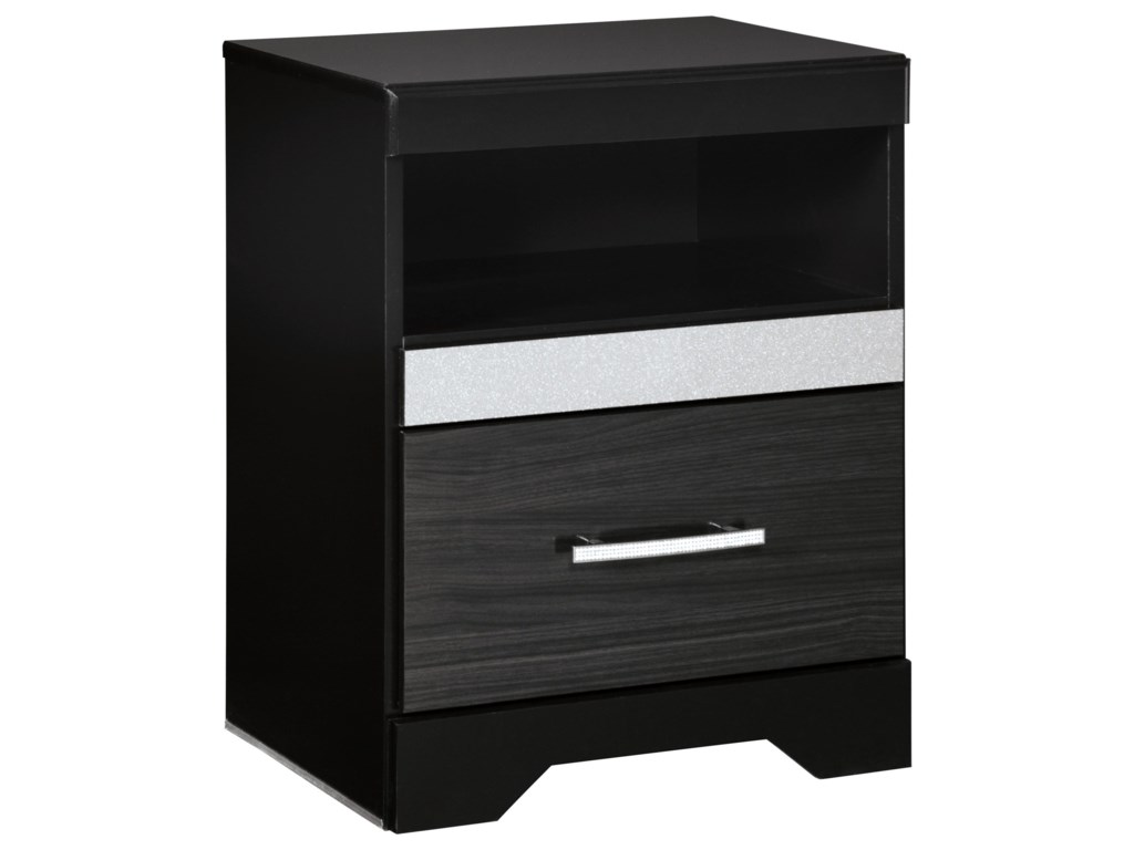 Signature Design by Ashley StarberryOne Drawer Night Stand