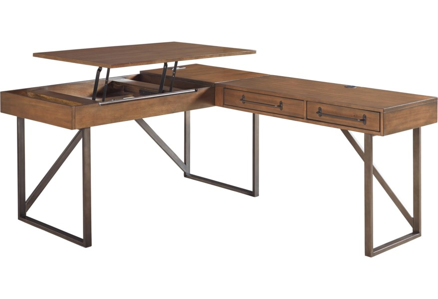 Starmore L Shaped Home Office Desk
