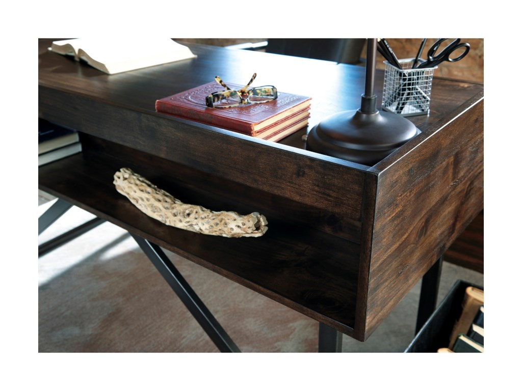 Signature Design by Ashley StarmoreHome Office Desk