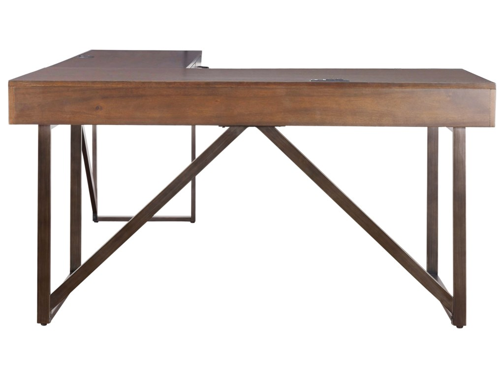 Signature Design by Ashley StarmoreL-Shaped Home Office Desk