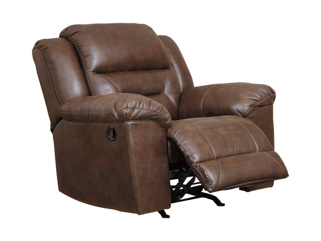 Signature Design by Ashley StonelandRocker Recliner