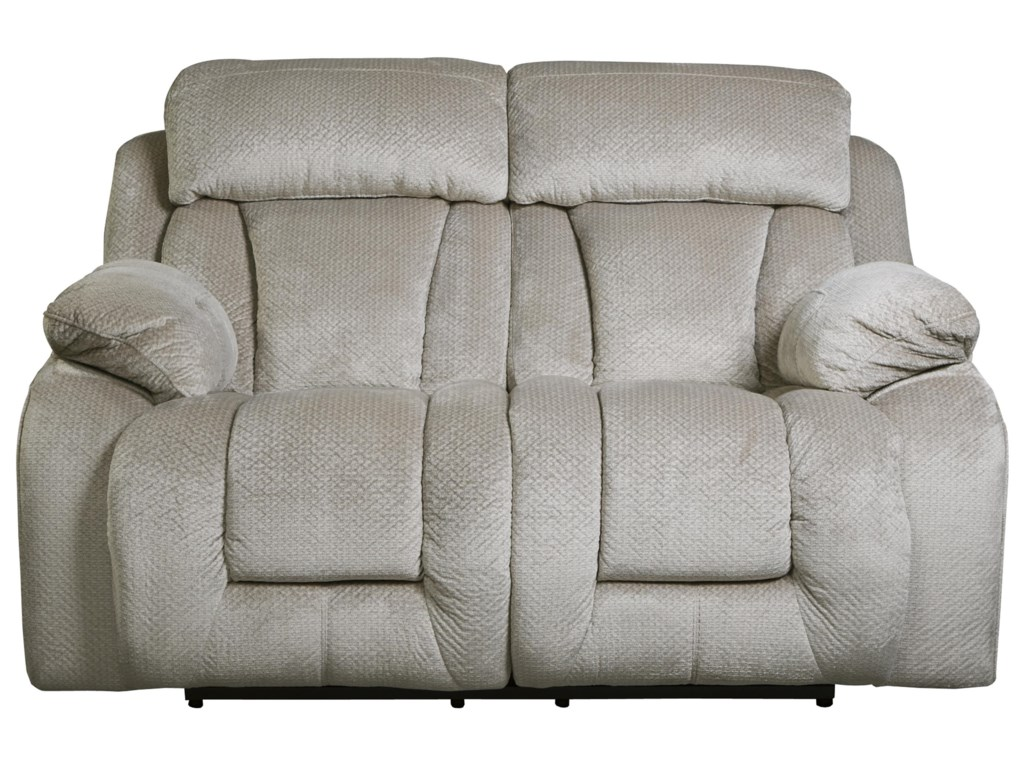 Ashley (Signature Design) StricklinReclining Power Loveseat