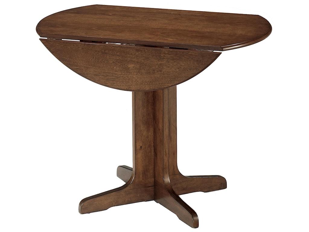 Signature Design by Ashley Stuman5-Piece Round Drop Leaf Table Set