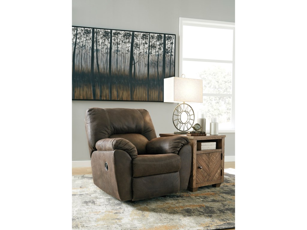 Signature Design by Ashley TamboRocker Recliner
