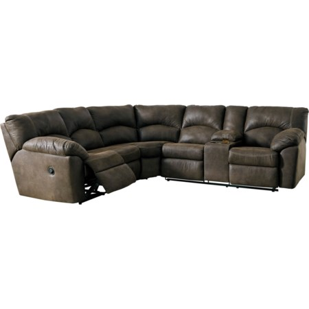 Tambo Reclining Sectional Sofa