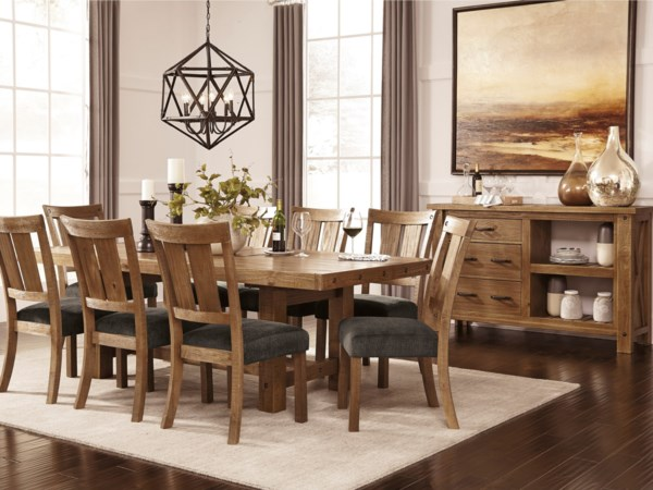 Casual Dining Room Group | Madison, WI Casual Dining Room Group ...