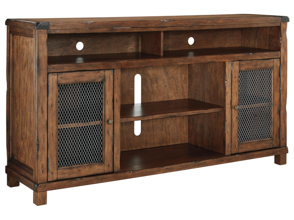 Signature Design by Ashley TamonieXL TV Stand