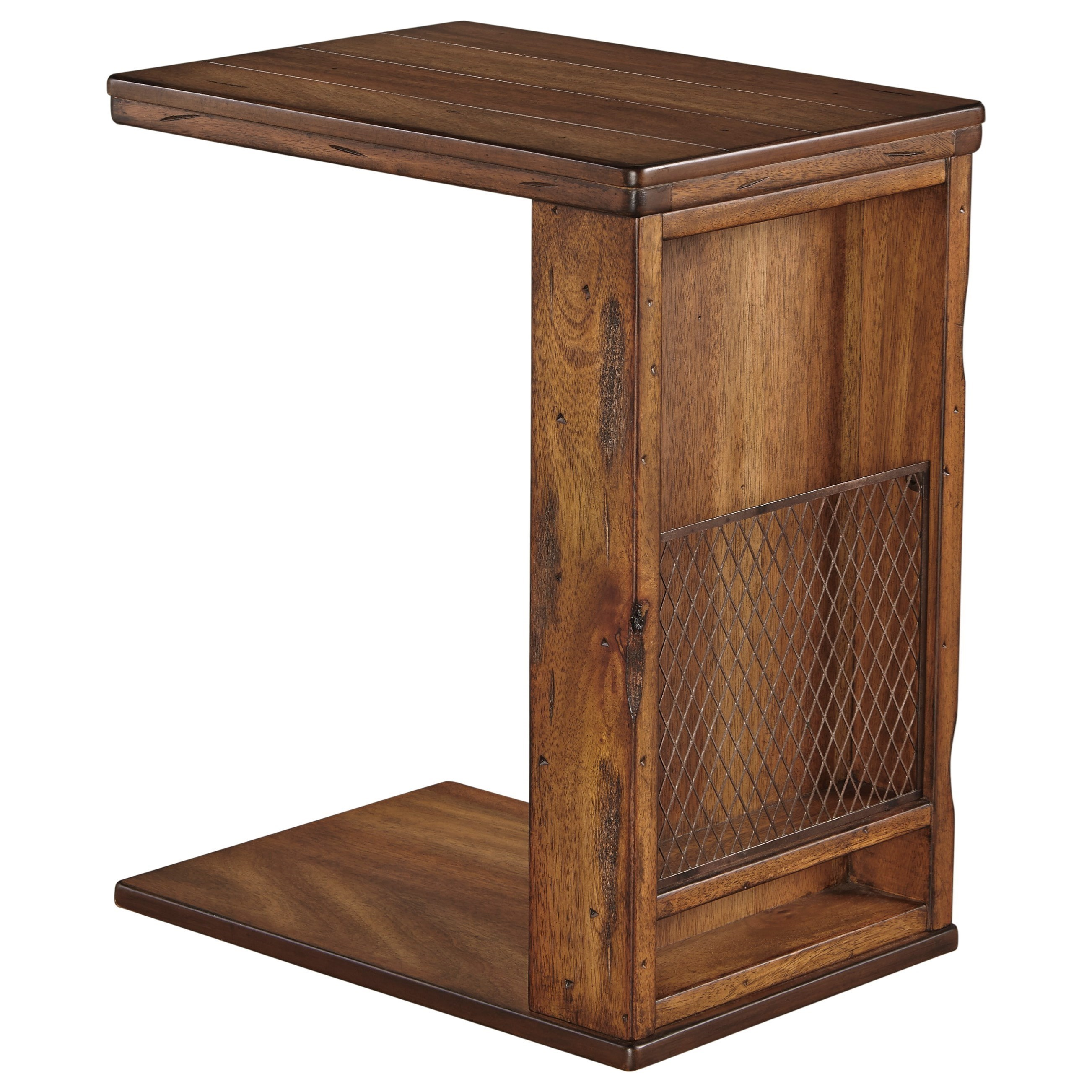 Signature Design By Ashley TamonieChair Side End Table ...