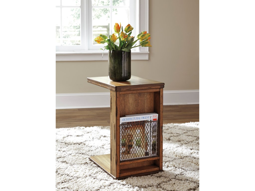 Signature Design by Ashley TamonieChair Side End Table