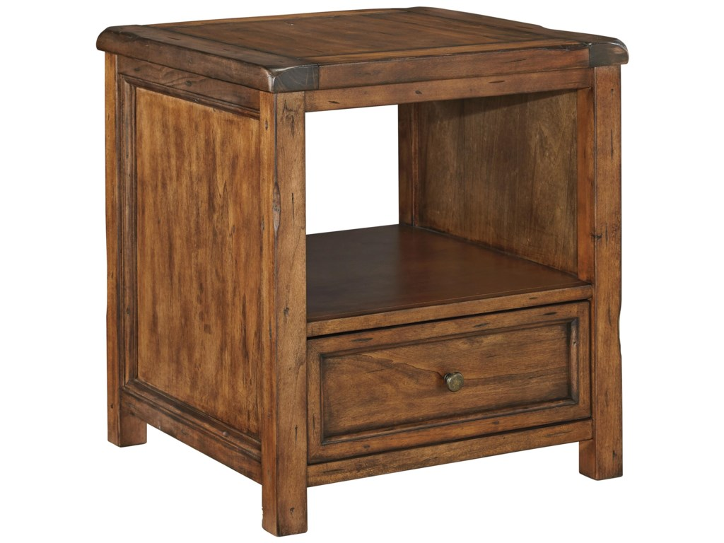 Signature Design by Ashley MonarchSquare End Table