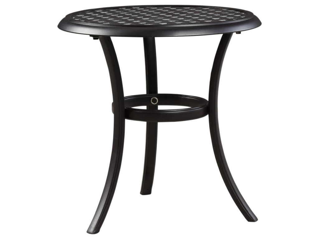 Signature Design by Ashley TanglevaleOutdoor Round End Table