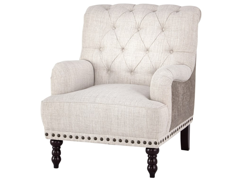 Signature Design by Ashley TartonelleTraditional Accent Chair
