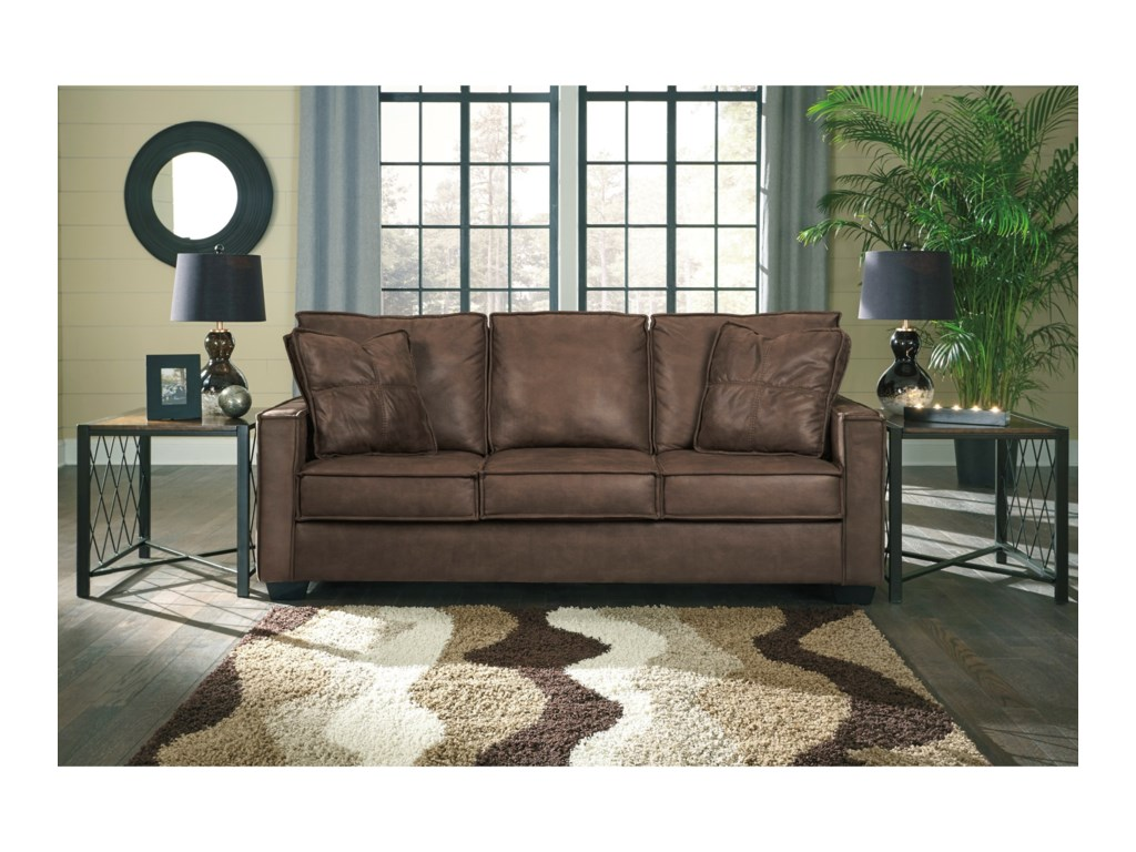 Signature Design by Ashley TerringtonQueen Sofa Sleeper