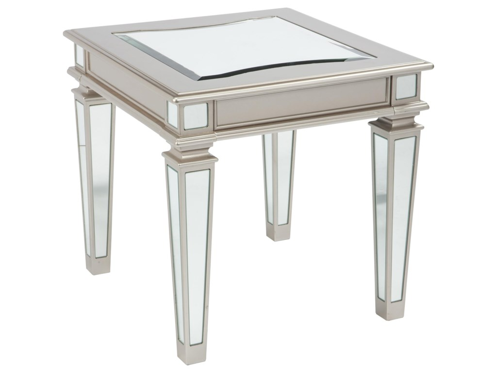 Signature Design by Ashley TessaniCocktail Table and 2 End Tables Set