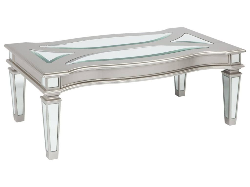 Signature Design by Ashley TessaniRectangular Cocktail Table