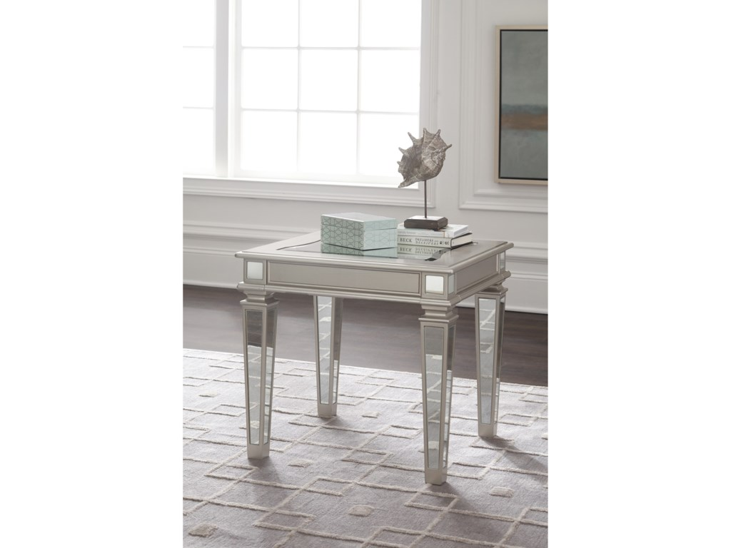 Signature Design by Ashley TessaniRectangular End Table