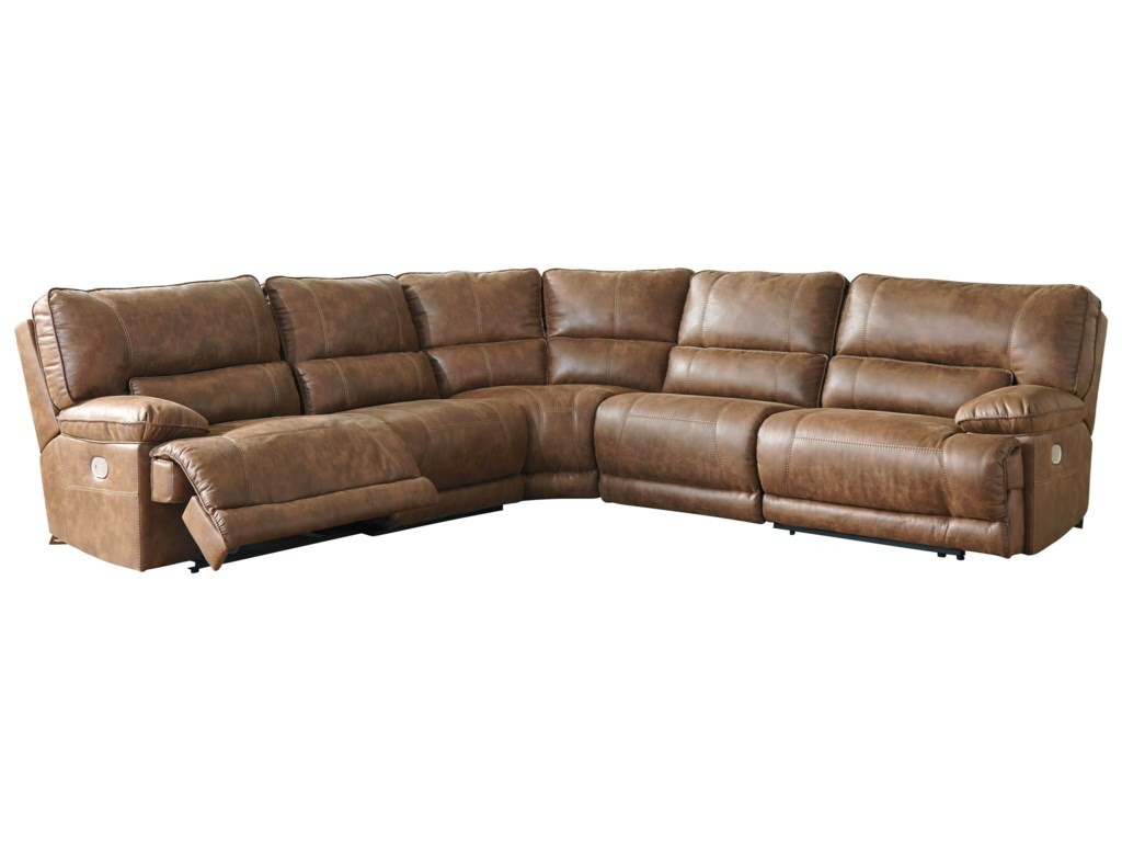 Signature Design by Ashley ThurlesPower Reclining Sectional