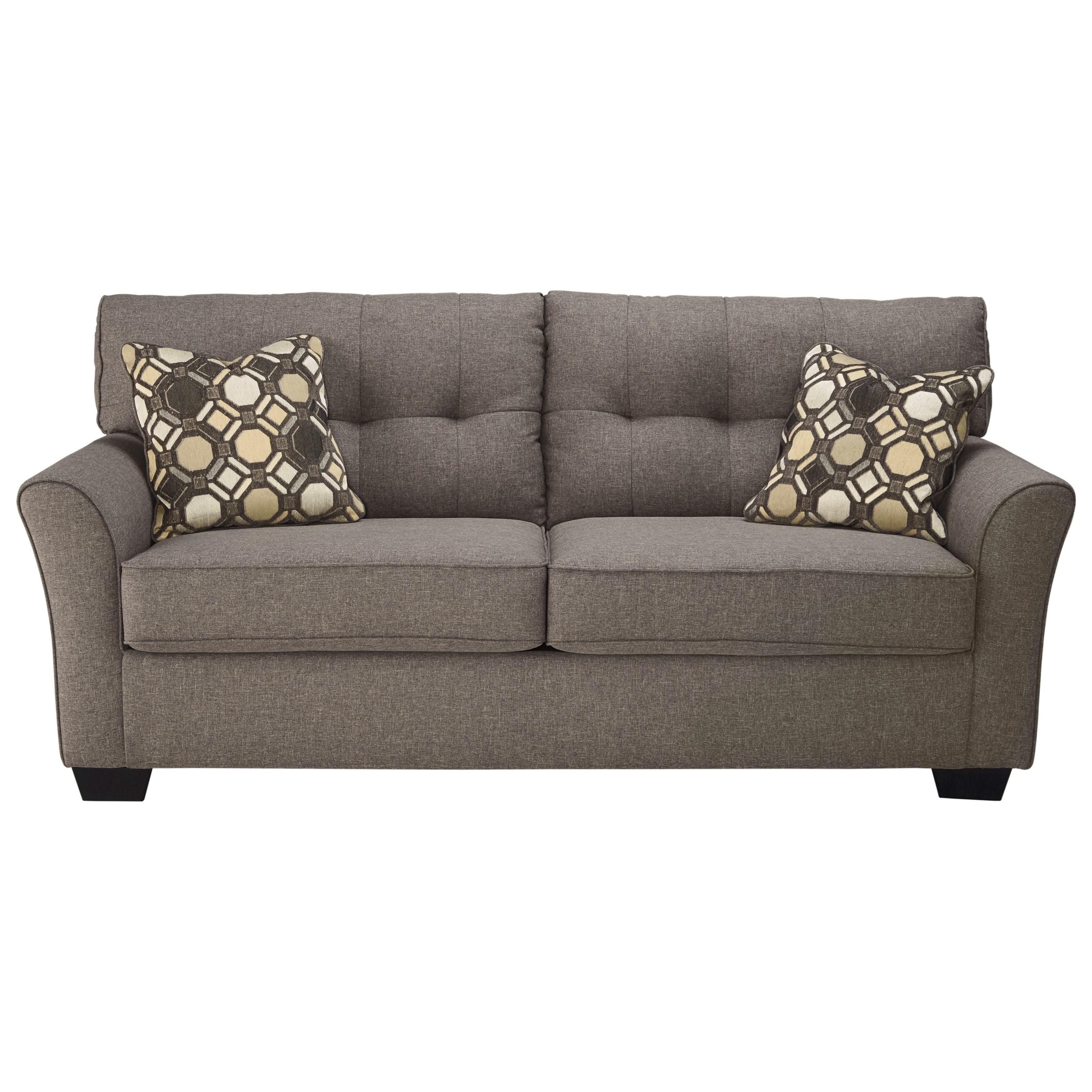 Signature Design By Ashley Tibbee Contemporary Full Sofa Sleeper