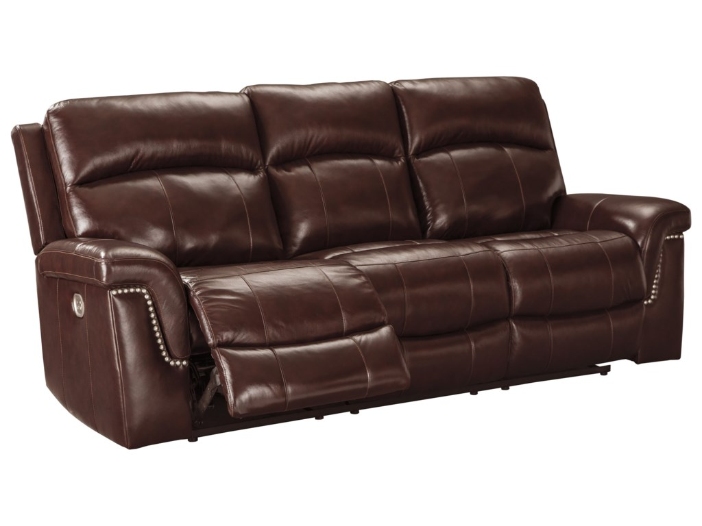 Signature Design by Ashley TimmonsPower Reclining Sofa