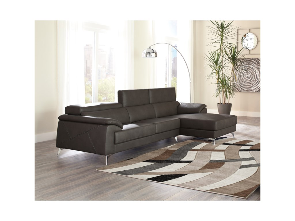 Signature Design by Ashley Tindell2 Piece Sectional