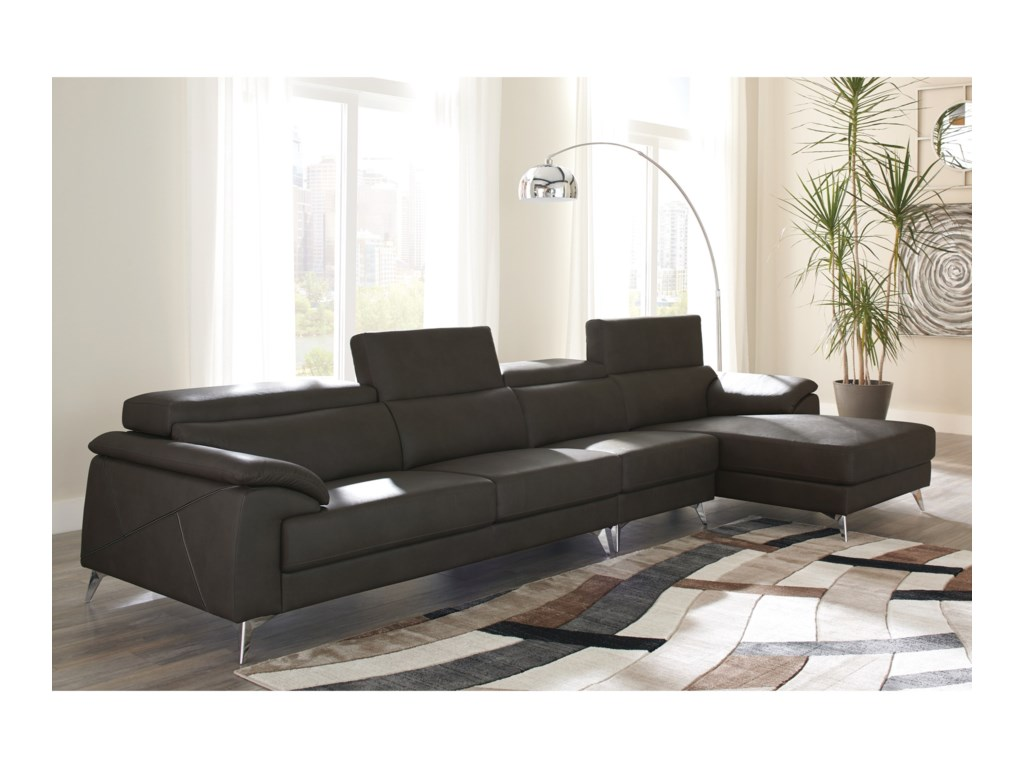 StyleLine Tindell3 Piece Sectional