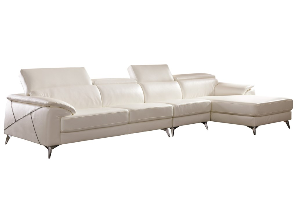Signature Design by Ashley Tindell3 Piece Sectional