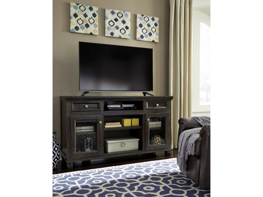 Signature Design by Ashley TownserLarge TV Stand