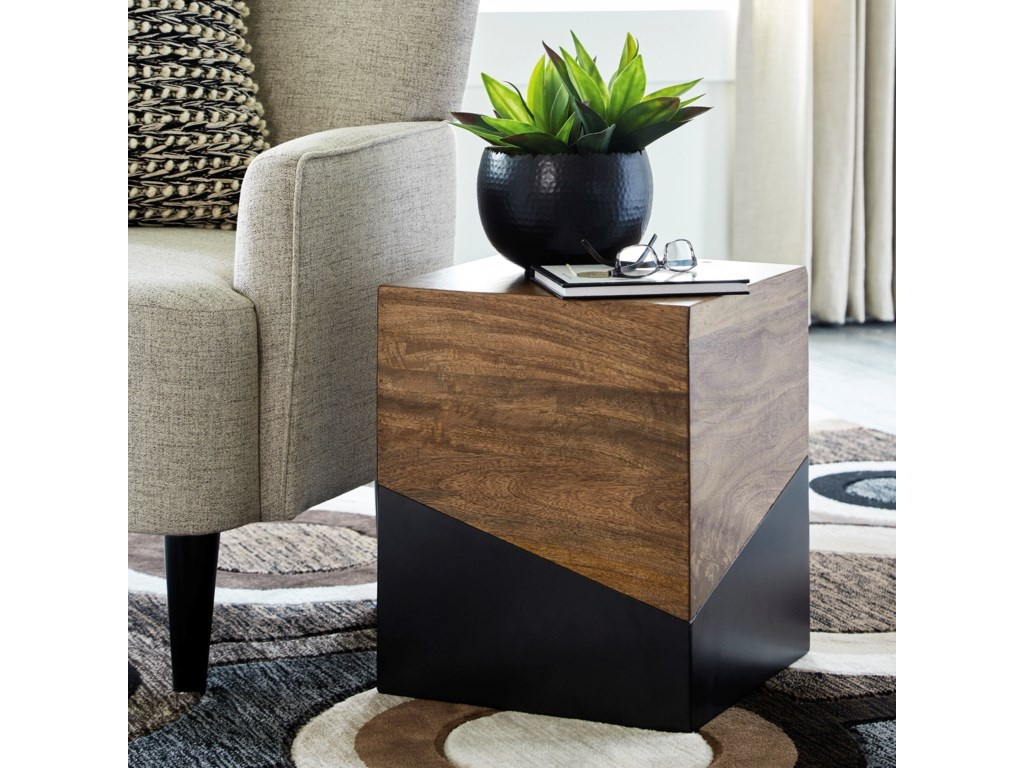 Signature Design by Ashley TrailbendAccent Table