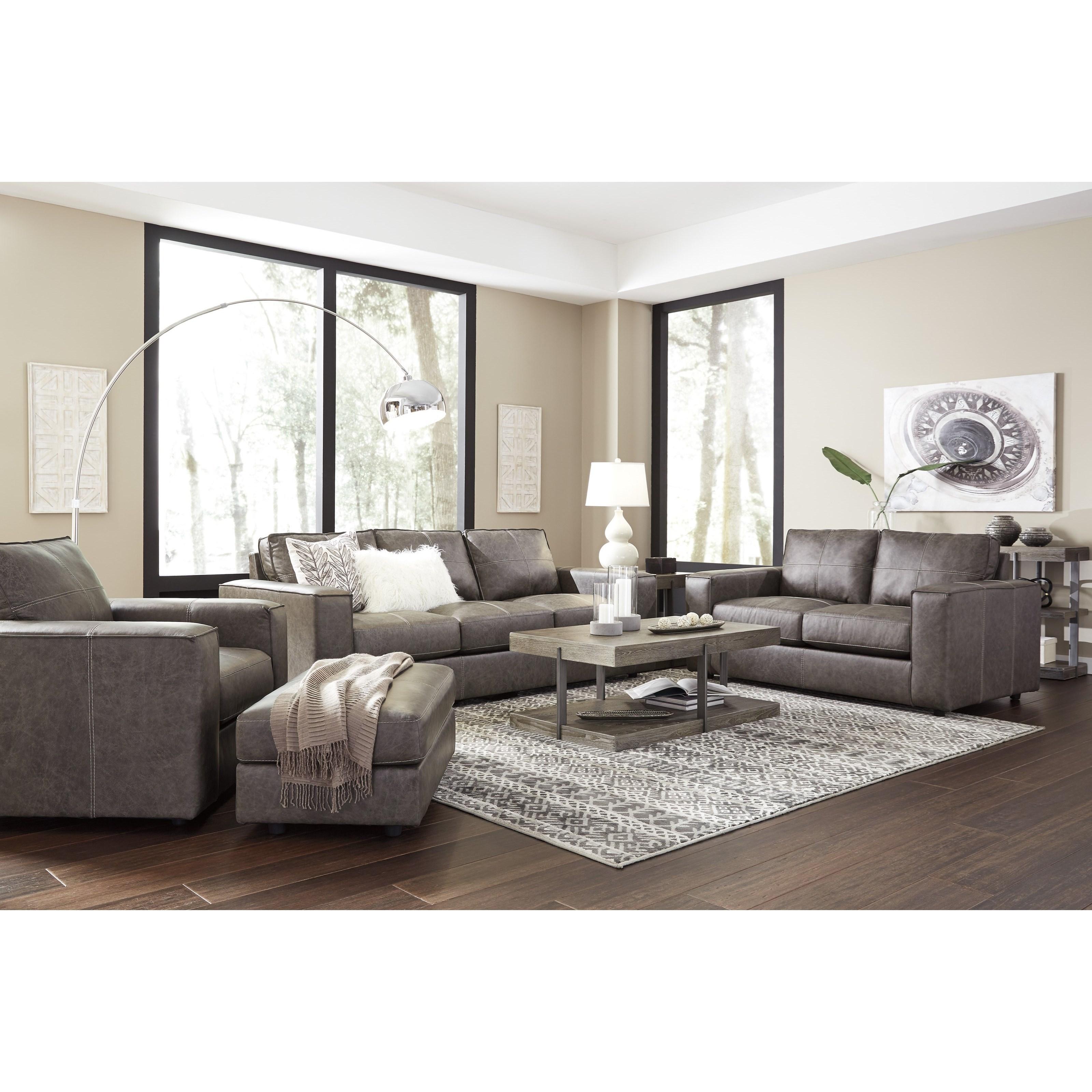 Signature Design By Ashley Trembolt Living Room Group
