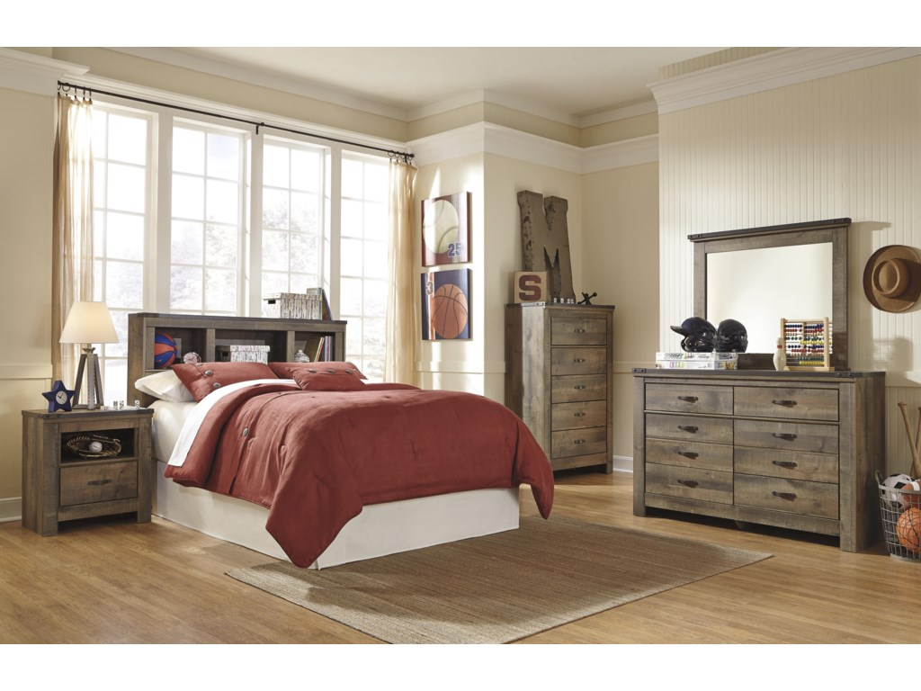 Signature Design by Ashley VickersFull Bedroom Group