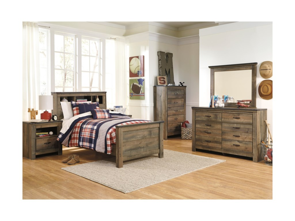 Signature Design by Ashley TrinellTwin Bedroom Group