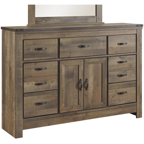and drawer dressers furniture products transcend contemporary dresser hooker metal mirror item number