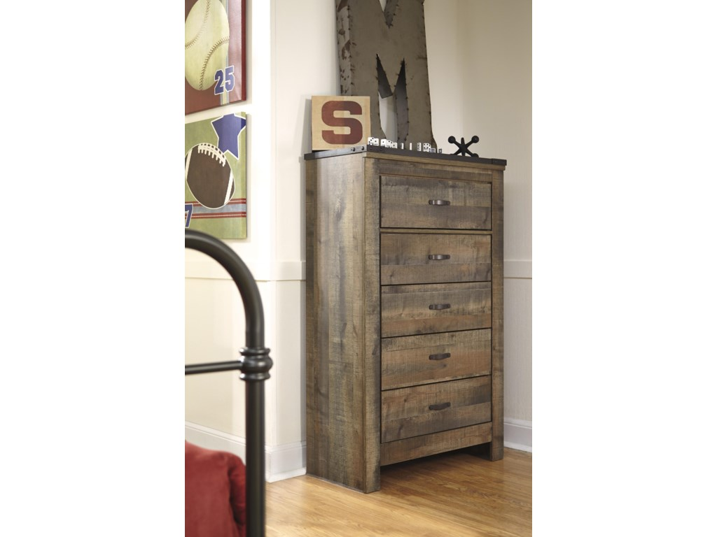 Signature Design by Ashley Trinell5-Drawer Chest