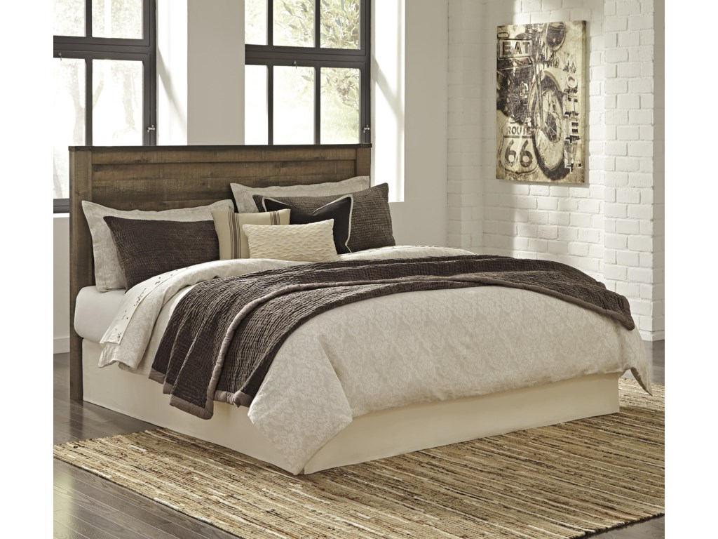 Signature Design by Ashley TrinellKing/Cal King Panel Headboard