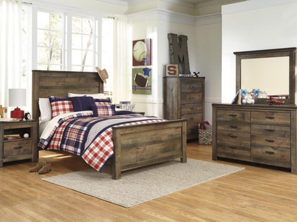 Trinell 5PC Bedroom Group
