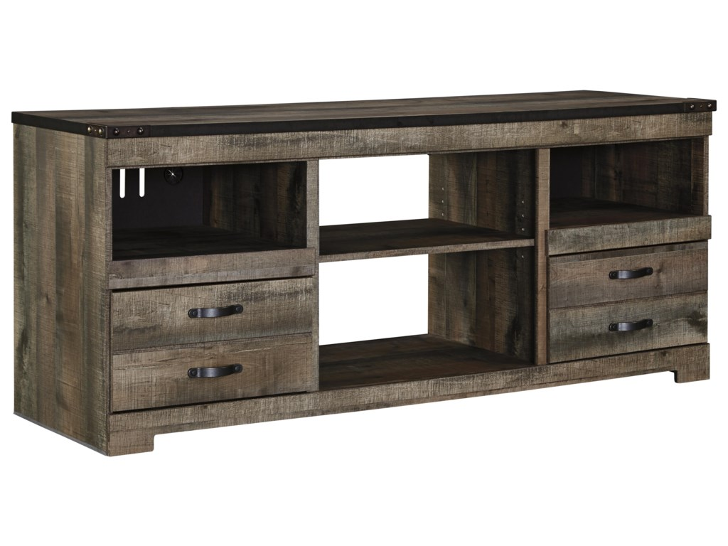 Signature Design by Ashley Urban RusticLarge TV Stand