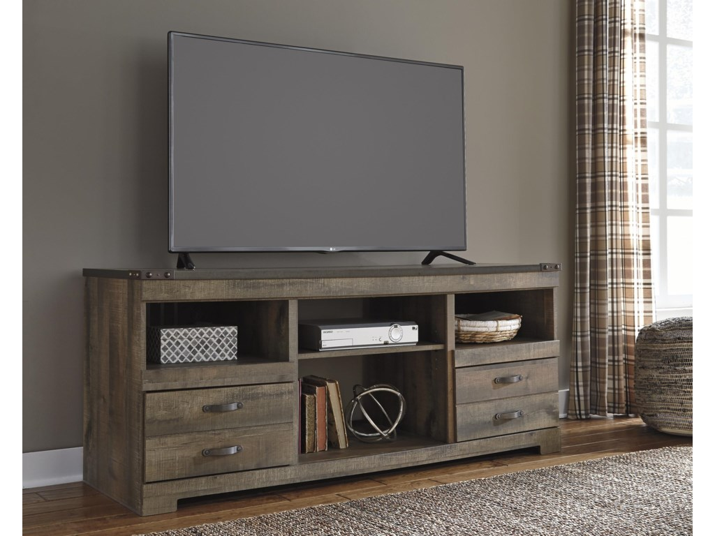 Benchcraft TrinellLarge TV Stand