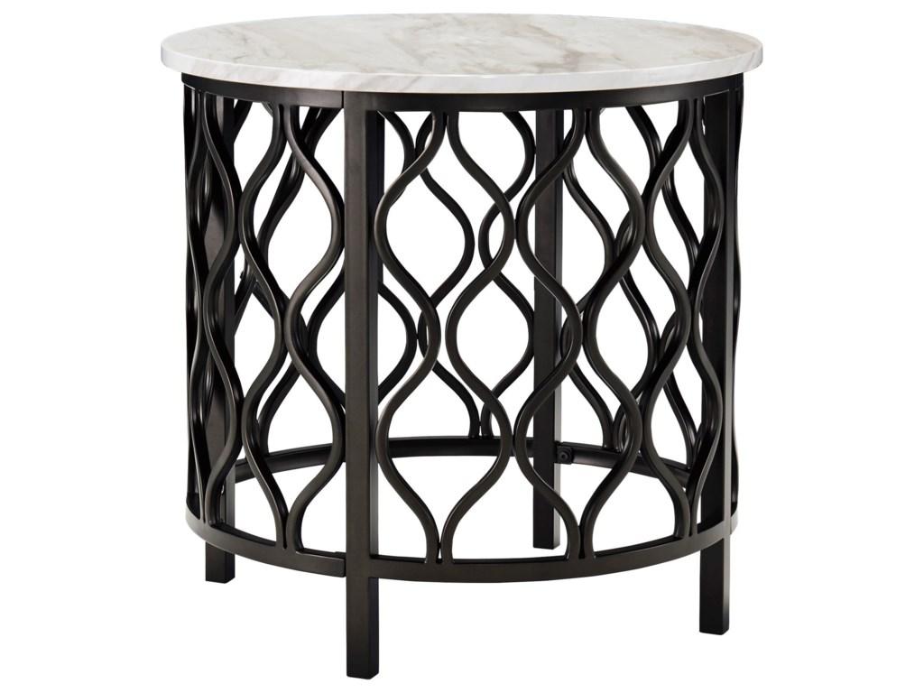 Signature Design by Ashley TrinsonRound End Table
