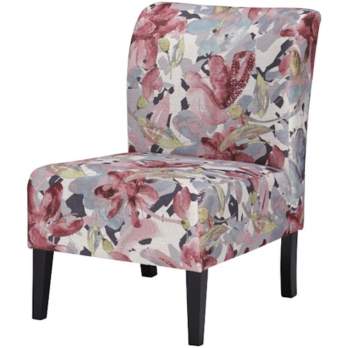 Signature Design by Ashley Triptis Contemporary Accent Chair