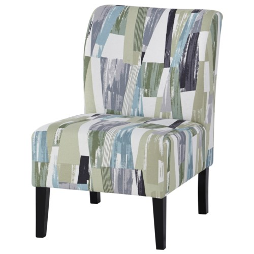 Awesome Signature Design by Ashley Triptis Contemporary Accent Chair Pictures - Awesome designer accent chairs Review