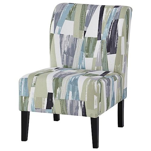 Signature Design by Ashley Triptis Contemporary Accent Chair