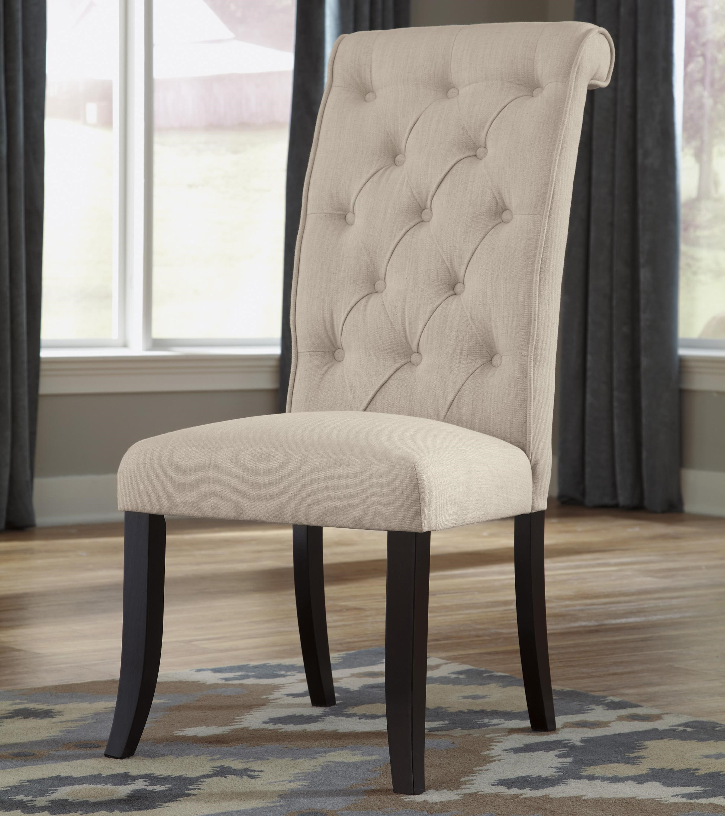 Signature Design By Ashley TriptonDining Upholstered Side Chair ...