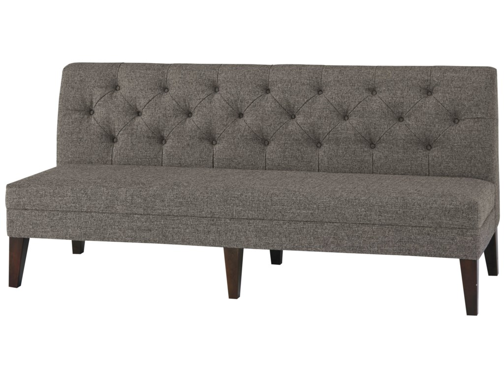 Signature Design By Ashley Tripton D530 09 Extra Large Upholstered Dining Room Bench Sam Levitz Furniture Dining Benches