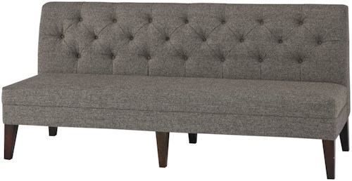 Signature Design by Ashley Tripton Extra Large Upholstered Dining Room Bench