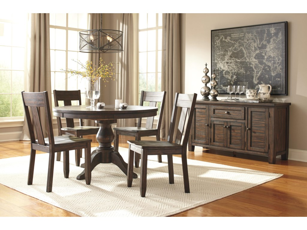 Rooms Collection Three TrudellDining Room Side Chair