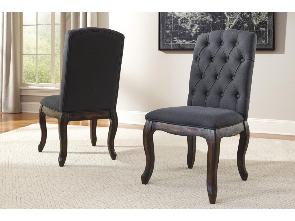 Signature Design by Ashley TrudellDining Upholstered Side Chair