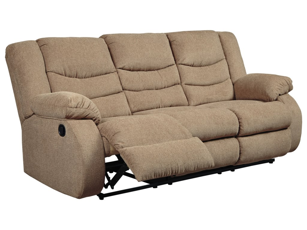 Signature Design TulenReclining Sofa