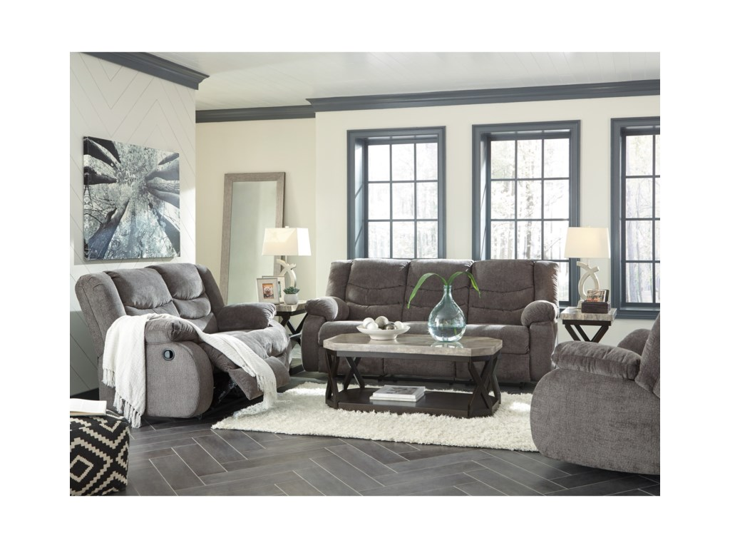 Ashley (Signature Design) TulenReclining Living Room Group
