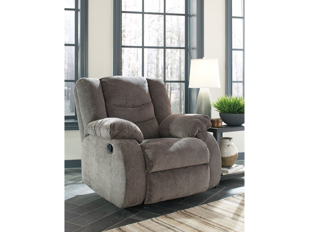 Signature Design by Ashley TulenRocker Recliner