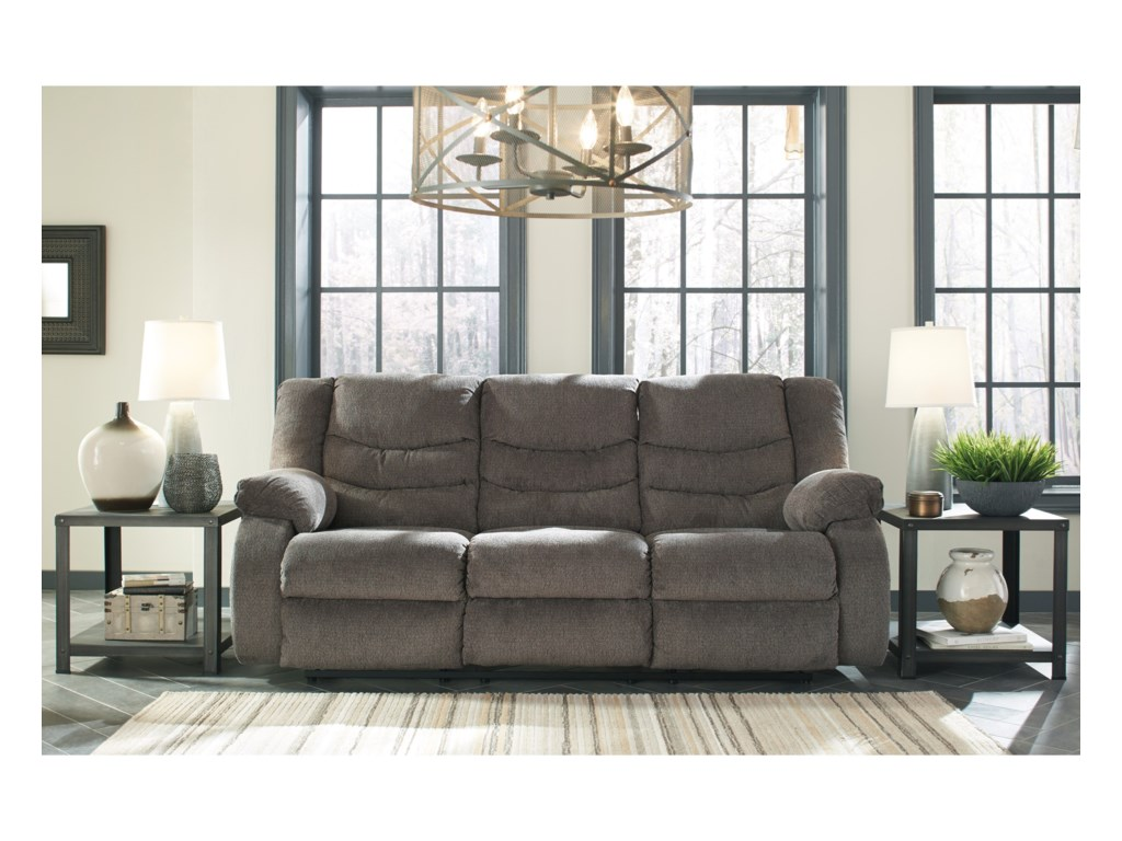 Signature Design by Ashley TulenReclining Sofa